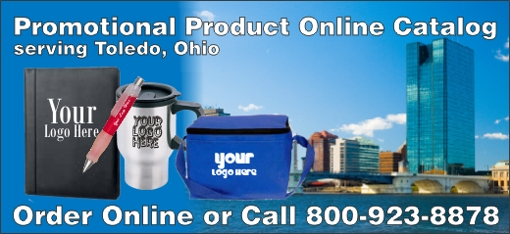 Promotional Products Toledo, Ohio